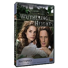 Wuthering Heights on DVD